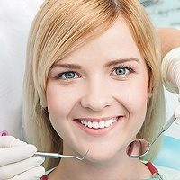 acute dental cleaning and examinations