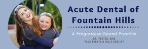 acute dental of fountain hills